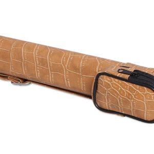 Тубус для кия Fortuna Action TR 1×2 светло-коричневый