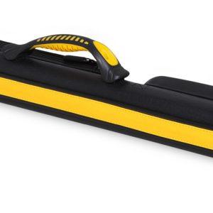 Тубус для кия Predator Sport 1×1 Черный-жёлтый