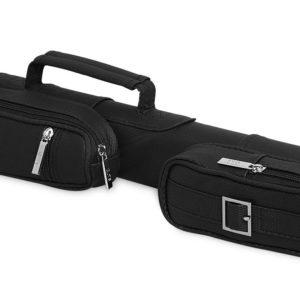 Тубус для кия QK-S Ray Velcro 1X1 Черный