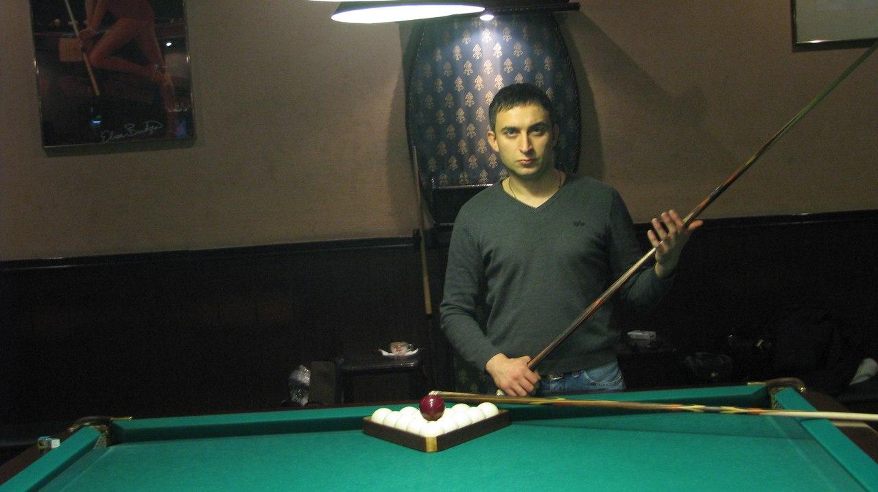Кии для русского бильярда Тенгиза Ачбы