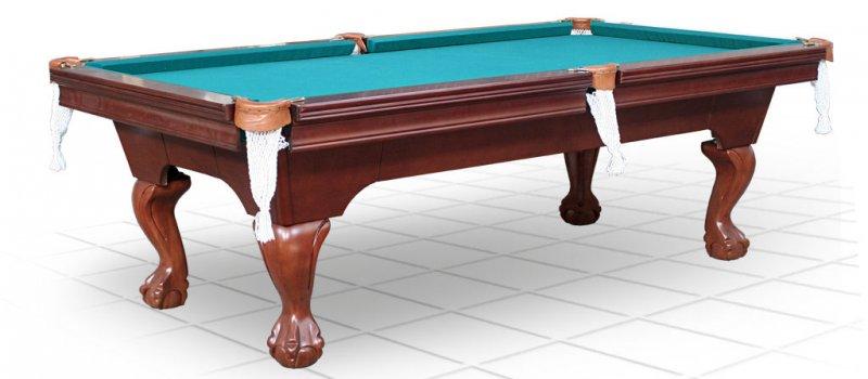 бильярдный стол для русского бильярда «Essex» 8 ф (корица)