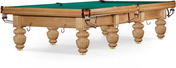 бильярдный стол для русского бильярда «Tower» 11 ф (ясень, 8 ног)