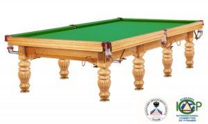 стол для русского бильярда «Dynamic Prince» 12 ф (дуб)