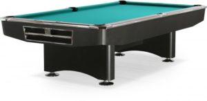 Бильярдный стол для пула «Competition» 9 ф (матово-чёрный)