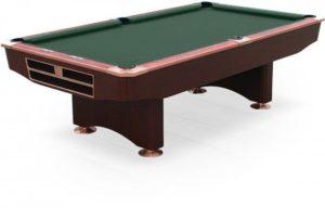 Бильярдный стол для пула «Competition» 9 ф (махагон)