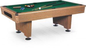 Бильярдный стол для пула «Eliminator» 8 ф (дуб)
