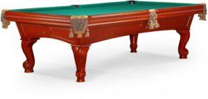 Бильярдный стол для пула «Cambridge» 8 ф (корица)