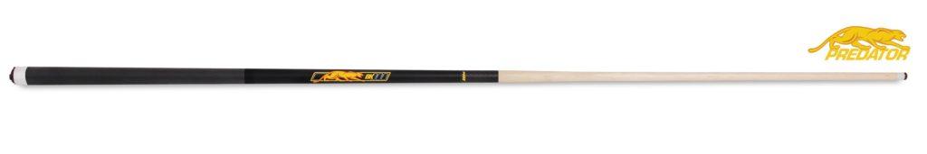 Купить кий для пула для разбоя (break) Predator BK3 Black Linen Grip 2pc Пул 18oz