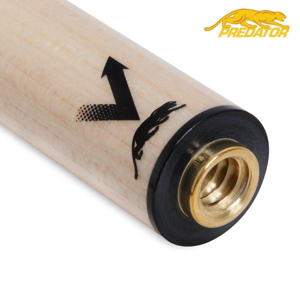 Купить шафт для пула Predator Vantage Uni-loc Black Ring Пул