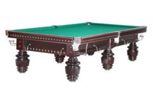 стол для русского бильярда «Turnus II» 10 ф (вишня)