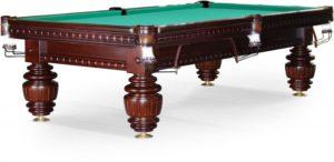 стол для русского бильярда «Turnus II» 9 ф (махагон)