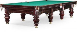 стол для русского бильярда «Turin» 11 ф (вишня)