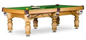 стол для русского бильярда «Classic II» 9 ф светлый