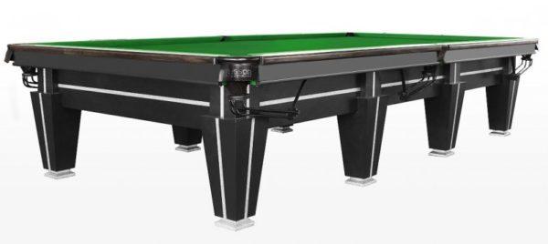 Бильярдный стол для снукера «Magnum Pro» 12 ф (черный)
