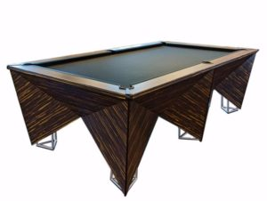 стол для русского бильярда «Hi-tech» 9 ф (венге)