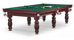 стол для русского бильярда «Дебют» 10 ф махагон
