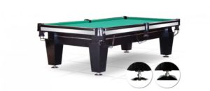 стол для русского бильярда «Magnum» 9 ф (черный