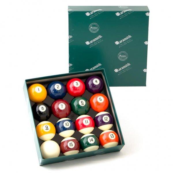 Купить комплект шаров 57.2 мм «Aramith Premier»