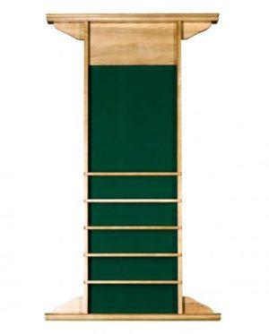Киевница навесная «Classic» на 4 кия (сосна, ясень, 149 х 85 х 9,5 см)