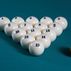 Купить комплект шаров 67 мм «Super Aramith Pro Tournament»