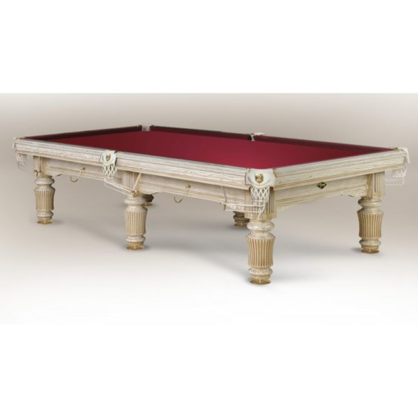 Бильярдный стол для русского бильярда Ливерпуль-Краколет 8 ф