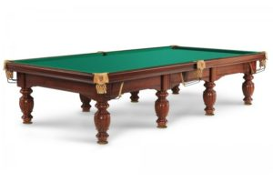 Бильярдный стол для русского бильярда Олимп (Разборный 8 ф