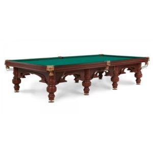 Бильярдный стол для русского бильярда Венеция 12 ф