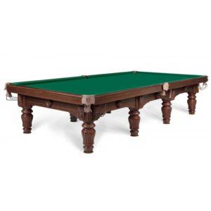 Бильярдный стол для русского бильярда Барон-Люкс 12 ф