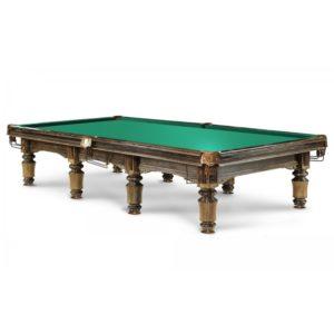 Бильярдный стол для русского бильярда Ливерпуль-Краколет 11 ф