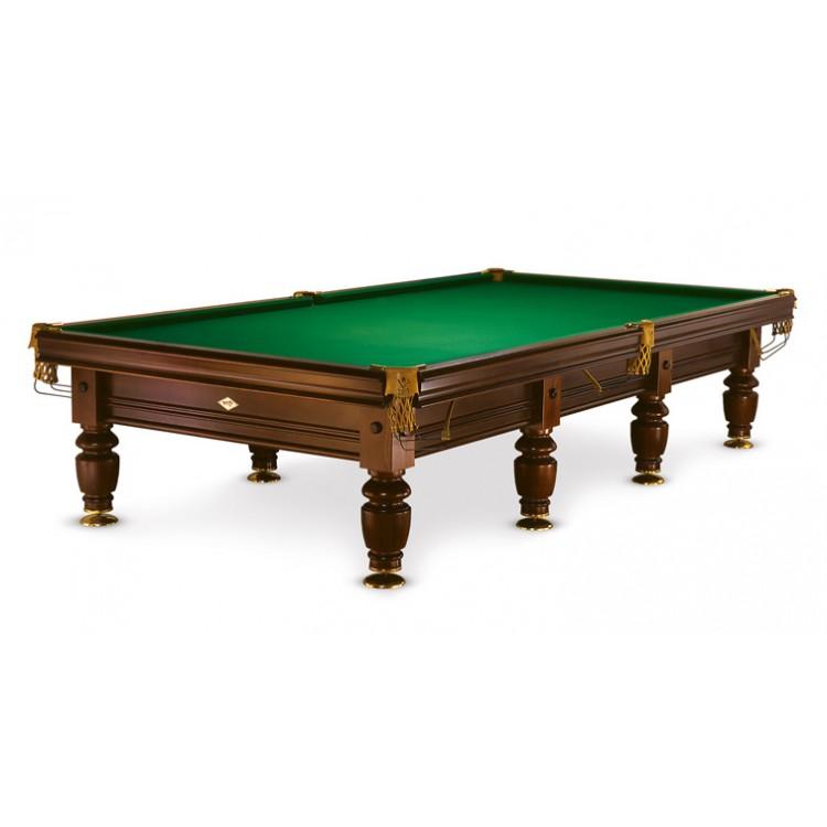 Бильярдный стол для русского бильярда Стар 12 ф