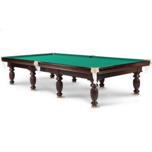 Бильярдный стол для пула Домашний-Люкс-2 (Сборный) 8 ф