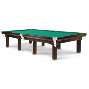 Бильярдный стол для пула Домашний-Люкс-3 8 ф