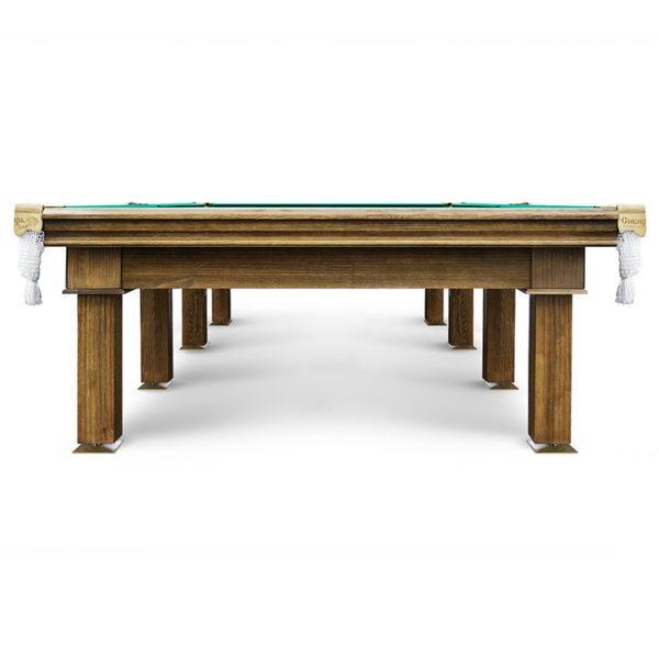 Бильярдный стол для пула Сибирь (Сборный) 7 фБильярдный стол для пула Сибирь (Сборный) 7 ф