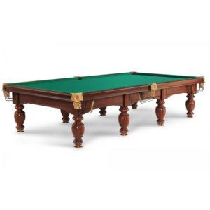 Бильярдный стол для пула Олимп-Люкс 8 ф