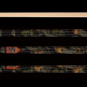 Купить кий для русского бильярда: инкрустация Китайская стена от Андрея Большакова